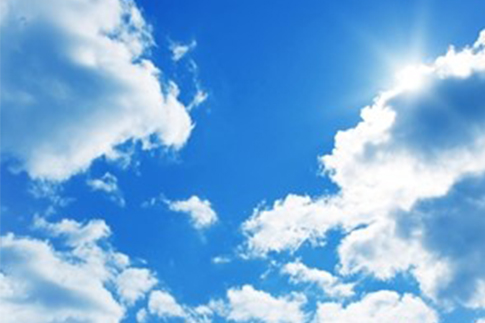 Cloud tracking the key to effective solar power