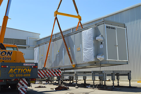 Another Successful Outcome, MPower Delivers 5MW Generator Sets for Gorgon Project