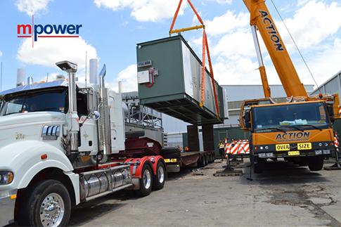 MPower Dispatches 5.4MW Blackstart Generators for Yarnima Power Station