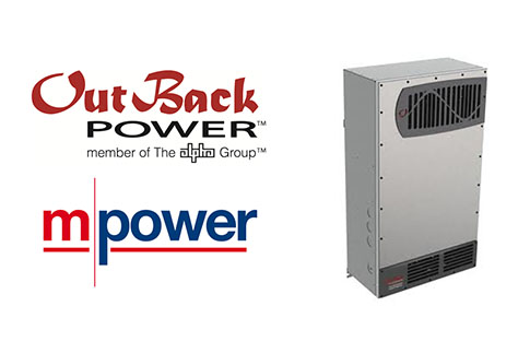 Outback Power Radian Inverter Approved for Network Connection