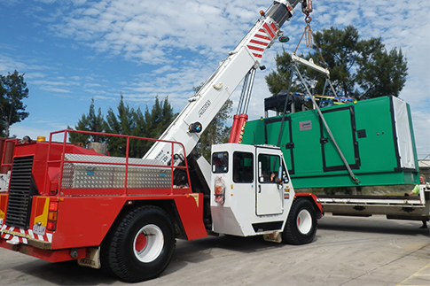 MPower Dispatches Emergency Generators for Roy Hill