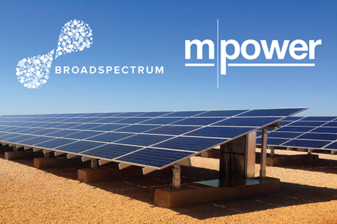 Broadspectrum and MPower Form New Large Scale Solar Consortium