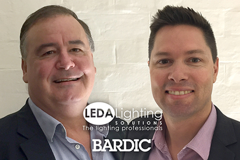 LEDA Lighting Solutions Becomes BARDIC Agent for South Australia