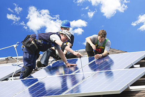 Renewable energy employment to pass the 10 million mark worldwide