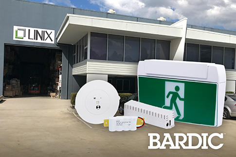 Linix Lighting Solutions Becomes BARDIC Agent for Queensland