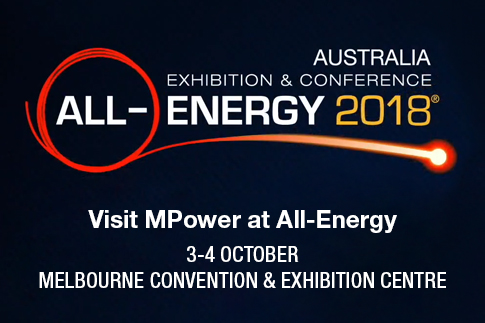 We're Exhibiting at All-Energy 2018
