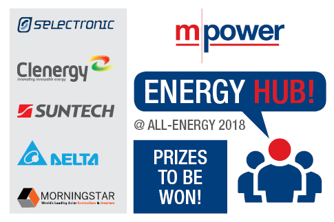 You're Invited: MPower Energy Hub @ All-Energy 2018