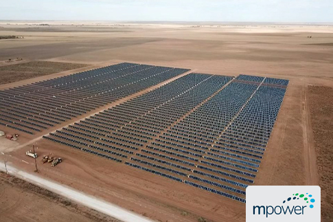 PIRIE SOLAR PROJECT ADVANCES
