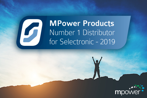 MPower named Selectronic's No. 1 Australian Distributor