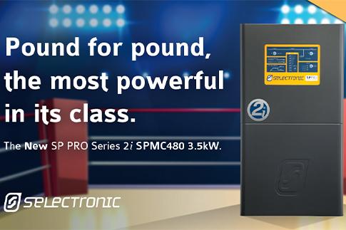Selectronic New SP PRO Series 2i SPMC480